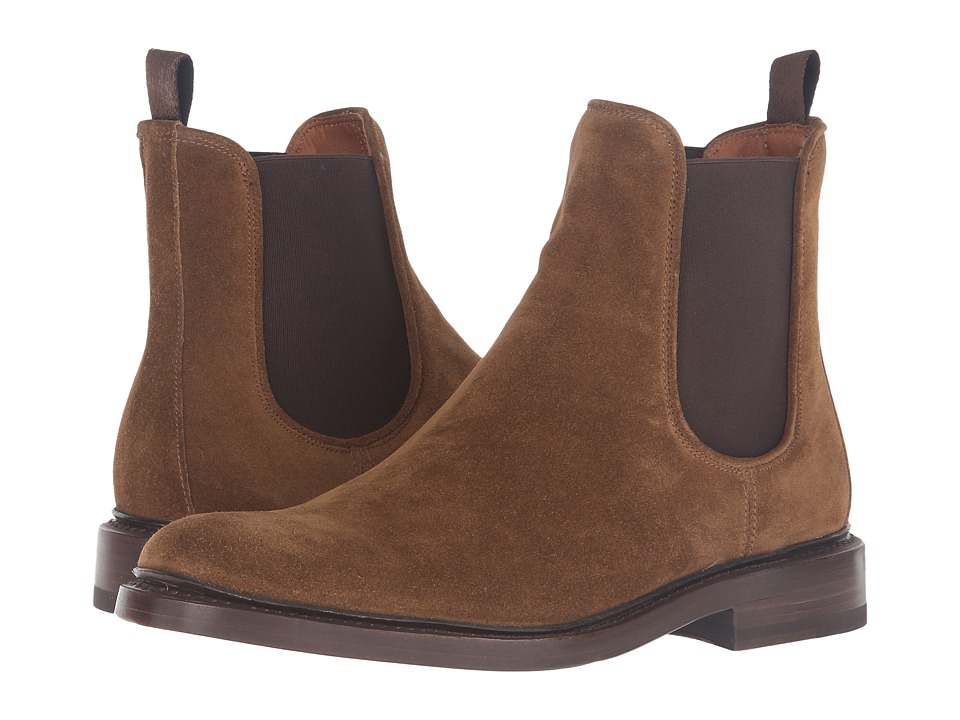 Frye - Jones Chelsea (Chestnut Oiled Suede) Men