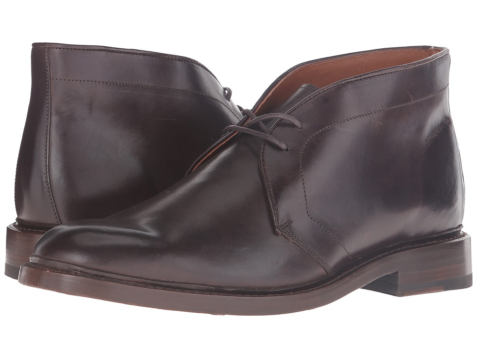 Frye - Jones Chukka (Chocolate Vintage Veg Tan) Men
