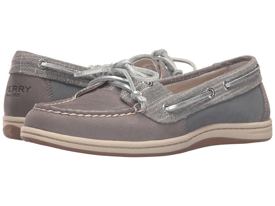 Sperry Top-Sider Firefish Metallic Silver (Grey) Women