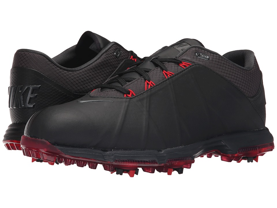 Nike Golf - Nike Lunar Fire (Black/Anthracite/University Red) Men