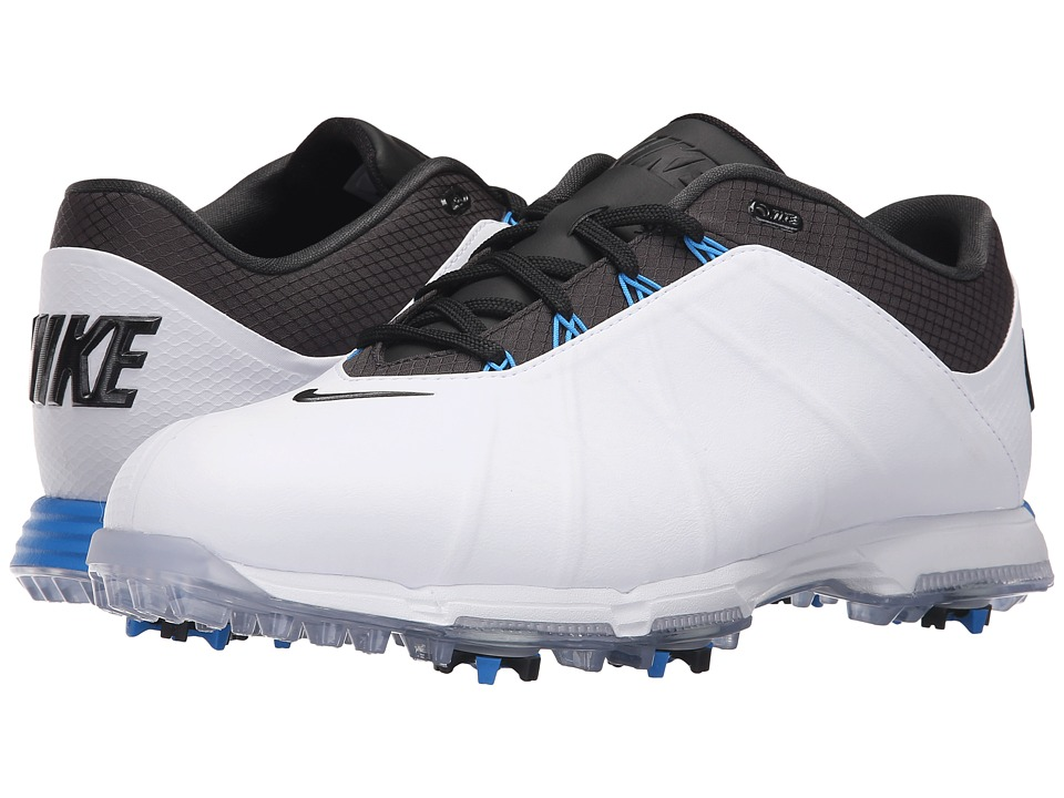 Nike Golf - Nike Lunar Fire (White/Anthracite/Photo Blue) Men