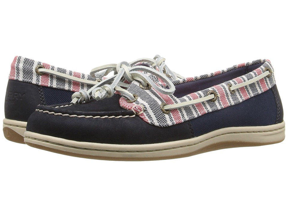 Sperry Top-Sider Firefish Stripe (Navy) Women