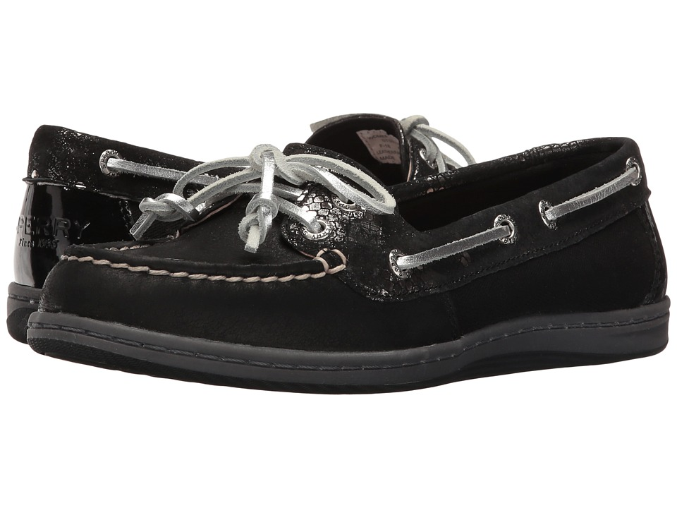 Sperry Top-Sider Firefish Snake (Black) Women