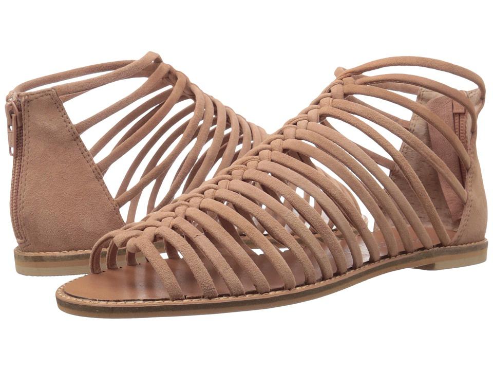 Kristin Cavallari Beatrix Roebuck Suede Womens Sandals