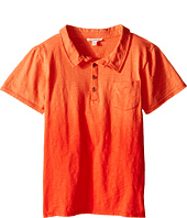 Appaman Kids - Super Soft Ombre Rebel Polo (Toddler/Little Kids/Big Kids)