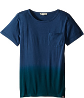 Appaman Kids - Super Soft Dip Dye Pocket Tee (Toddler/Little Kids/Big Kids)