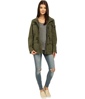 Levi's® - Lightweight Four-Pocket Utility Jacket w/ Hood