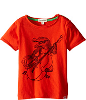 Appaman Kids - Super Soft Gator Rock Graphic Tee (Toddler/Little Kids/Big Kids)