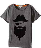 Appaman Kids - Super Soft Blackbeard Pirate Graphic Tee (Toddler/Little Kids/Big Kids)