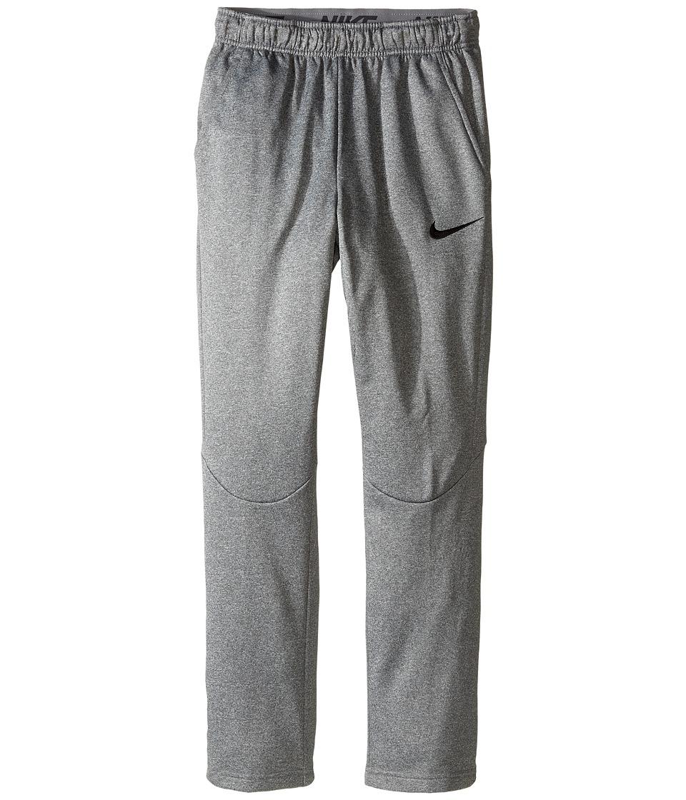 Nike Kids - Therma Pants (Little Kids/Big Kids) (Dark Gre...