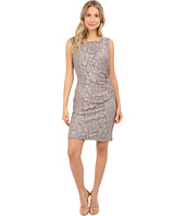 rsvp - Becca Lace Dress with Rouche Side