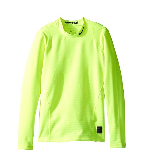 Nike Kids Long Sleeve Mock Top (Little Kids/Big Kids)