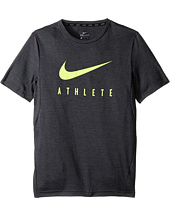 Nike Kids - Short Sleeve Training Top (Little Kids/Big Kids)