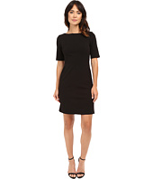Christin Michaels - Becca Crepe Pocket Dress
