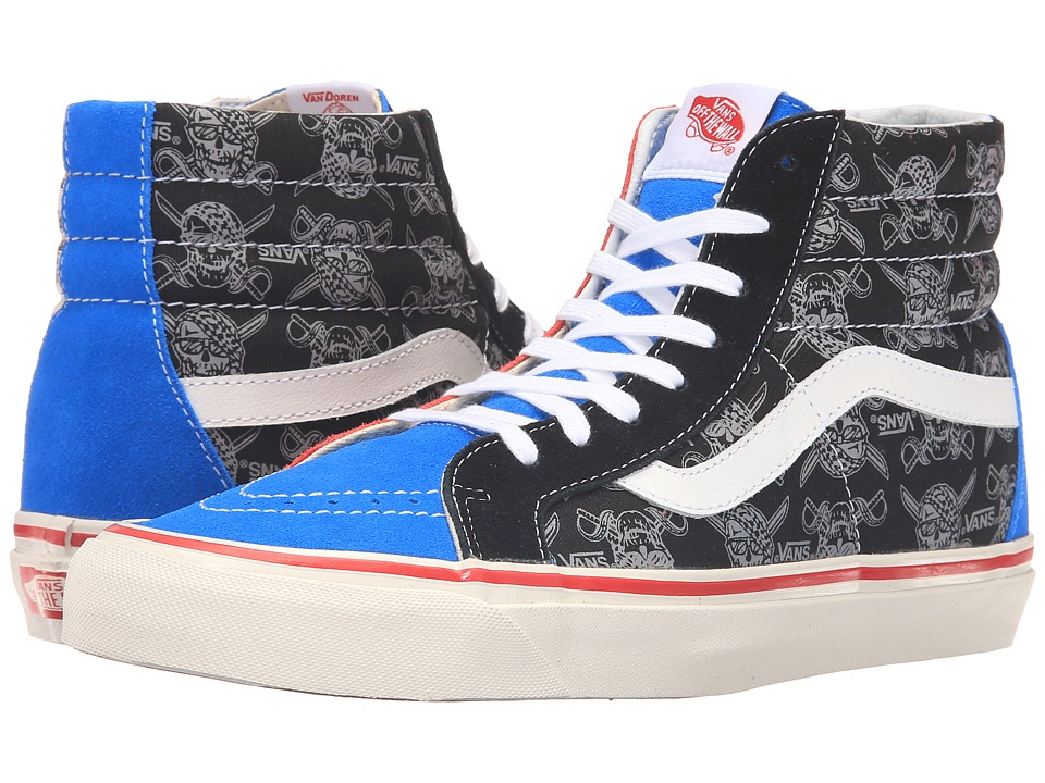 Vans SK8-Hi Reissue ((50th) STV/Multi Print) Skate Shoes