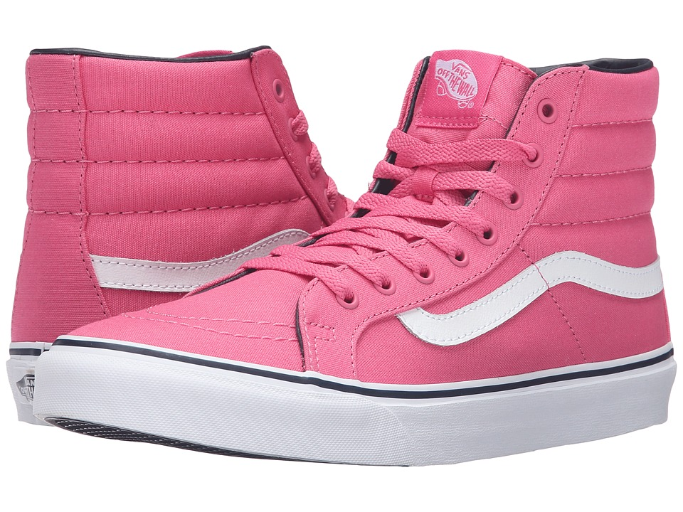 SK8-Hi Slim (Camellia Rose/Parisian Night) Skate Shoes