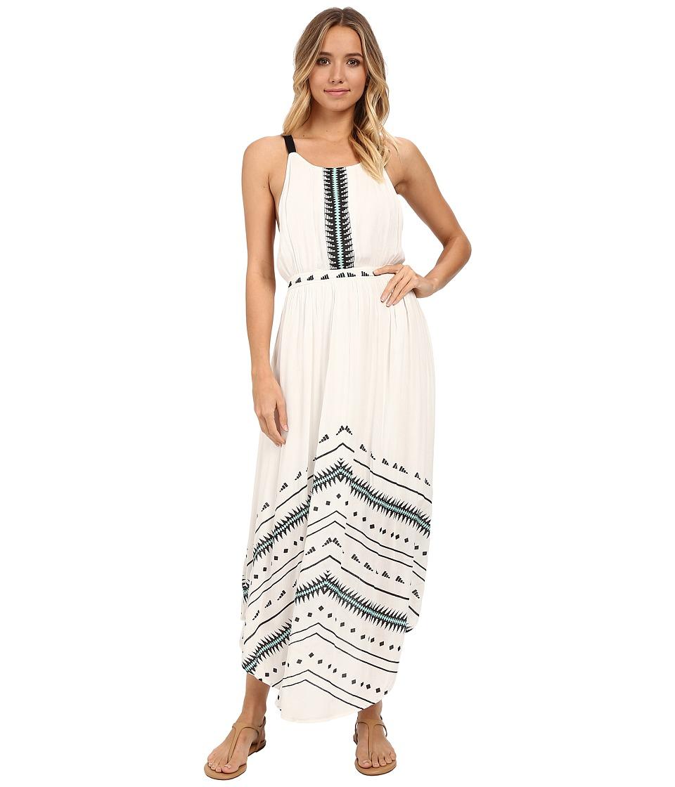Rip Curl Electric Beach Maxi Dress Vanilla Womens Dress