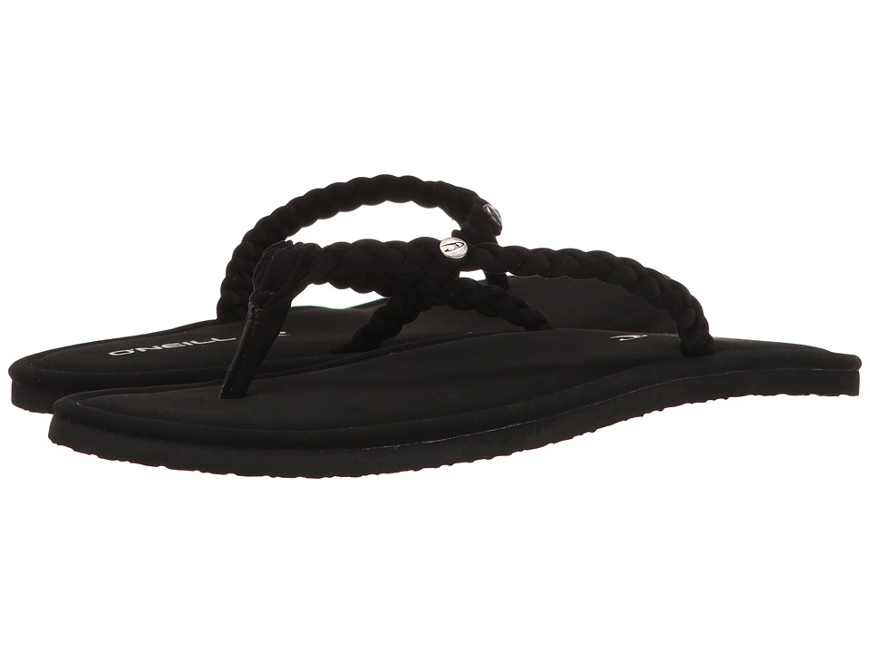 O'Neill - Belladonna (Black) Women's Sandals