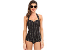 Ruched Mansfield One-Piece