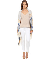 BCBGMAXAZRIA - Tribal Border Wrap