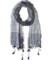BCBGMAXAZRIA - Color Block Scarf