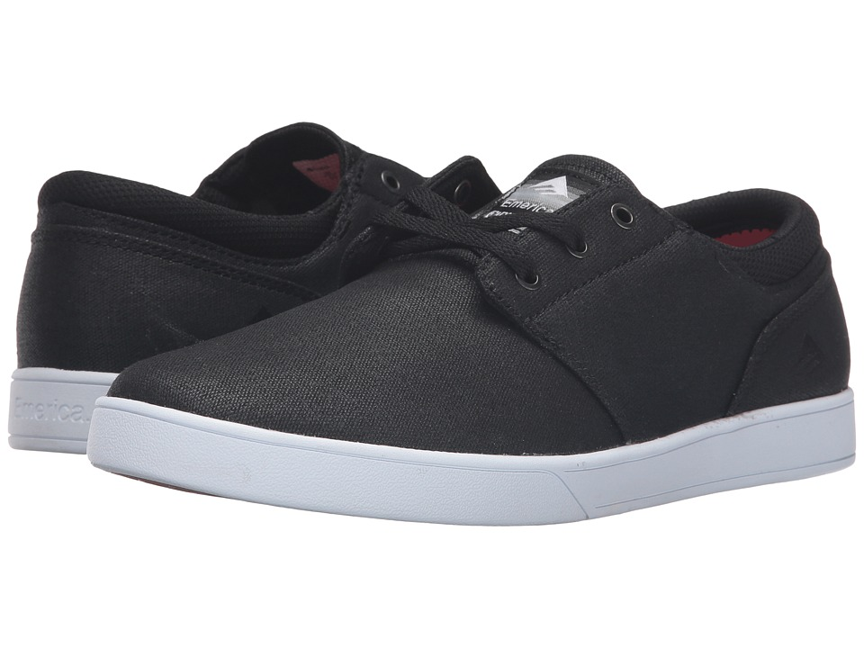 Emerica The Figueroa (Black/White/Black) Men