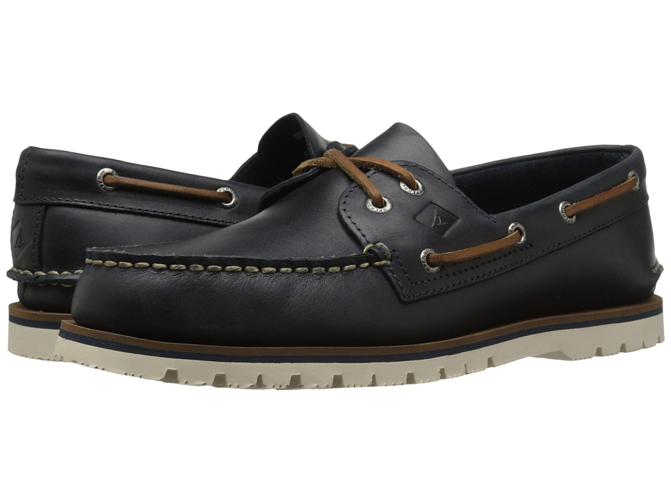 Sperry Top-Sider - A/O Mini Lug (Navy) Men