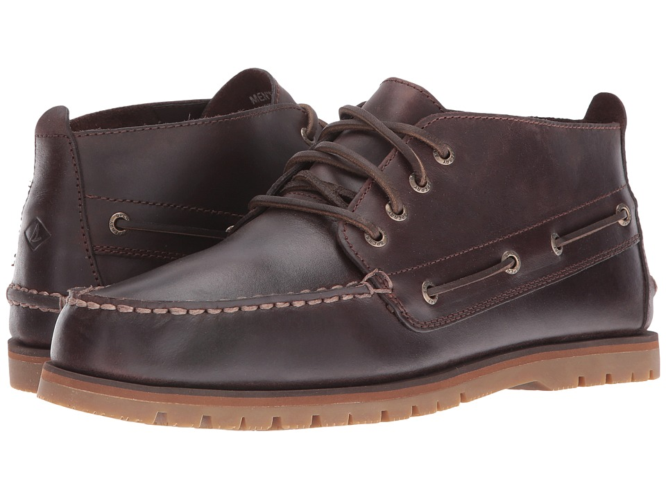 Sperry Top-Sider - A/O Mini Lug Chukka (Brown) Men