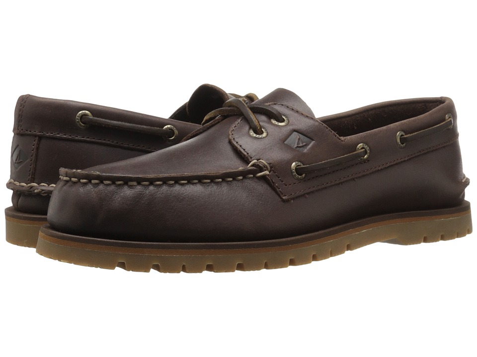 Sperry Top-Sider - A/O Mini Lug (Brown) Men