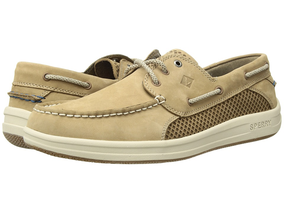 Sperry Top-Sider Gamefish 3-Eye (Linen) Men's Lace up cas...
