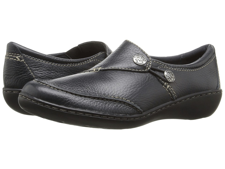 Clarks Ashland Lane Q (Navy) Women