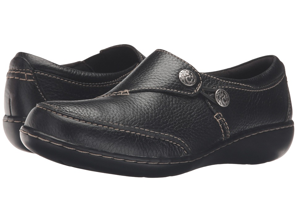 Clarks Ashland Lane Q (Black) Women's Shoes
