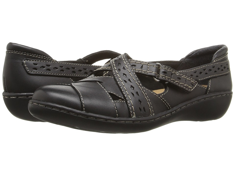 Clarks Ashland Spin Q (Black) Women