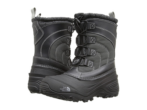 The North Face Kids Alpenglow Lace (Toddler/Little Kid/Big Kid) - TNF Black/TNF Black