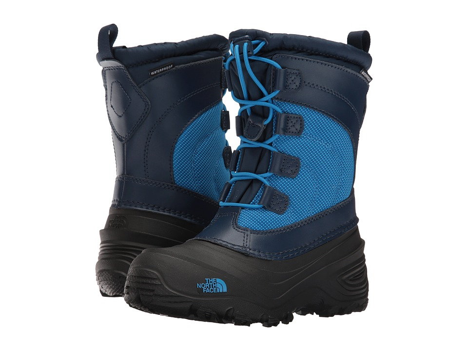 The North Face Kids - Alpenglow Lace (Toddler/Little Kid/Big Kid) (Cosmic Blue/Blue Aster) Kids Shoes