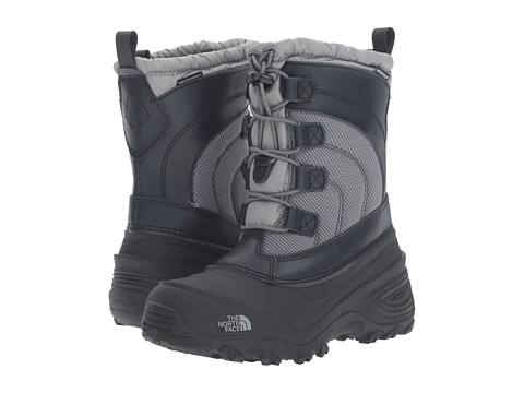 The North Face Kids Alpenglow Lace (Toddler/Little Kid/Big Kid) - Griffin Grey/Zinc Grey