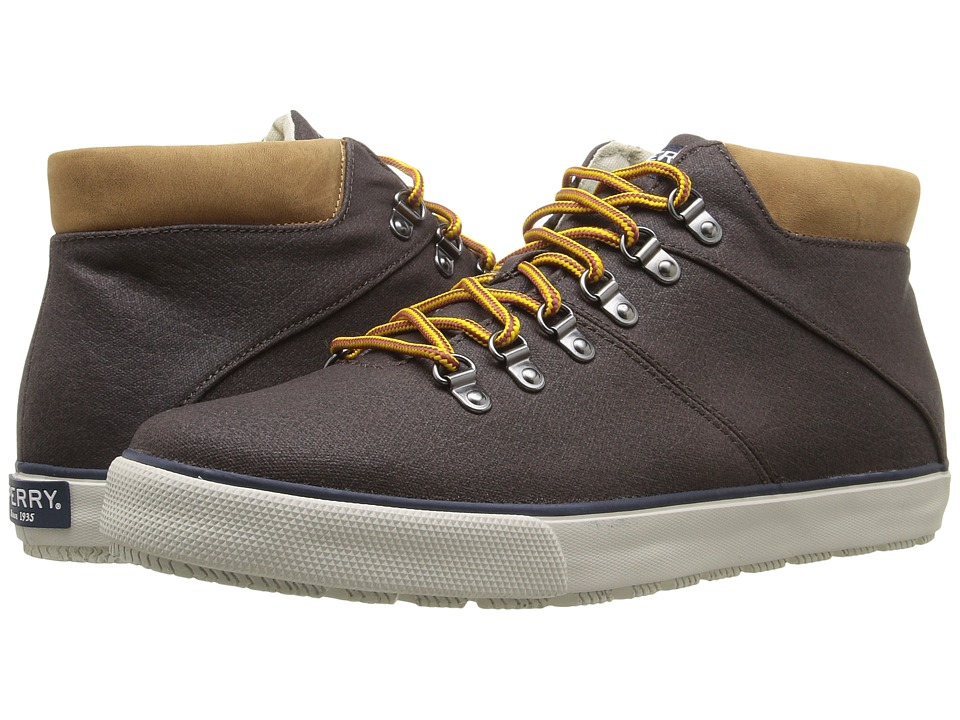Sperry Top-Sider - Striper Alpine (Dark Brown) Men