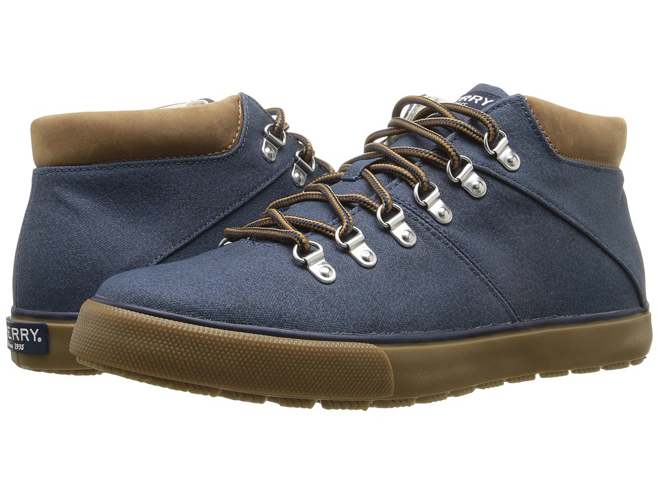 Sperry Top-Sider - Striper Alpine (Navy) Men