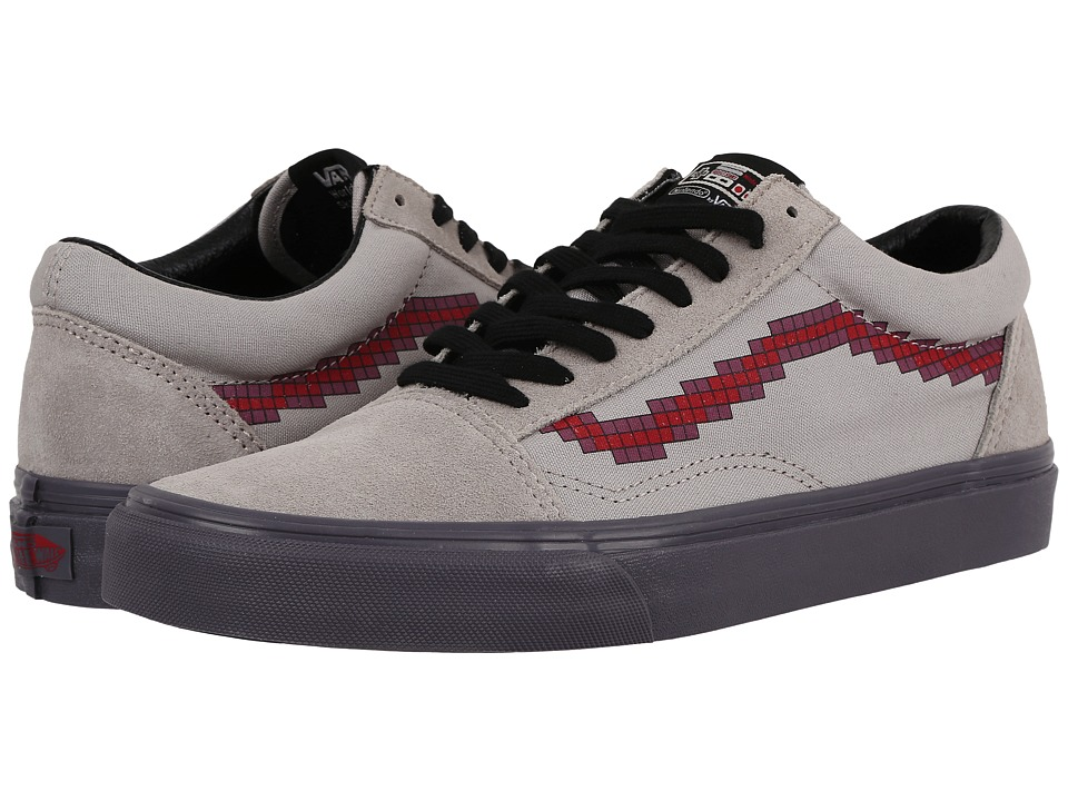 Old Skool X Nintendo ((Nintendo) Console/Dove) Skate Shoes