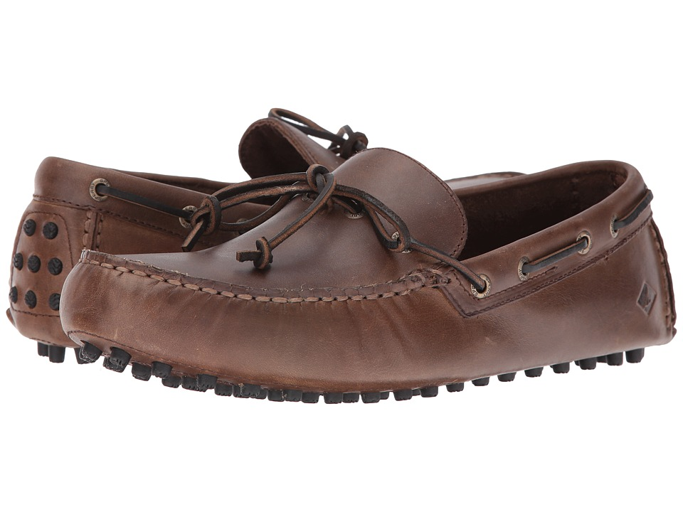 Sperry Top-Sider - Hamilton Driver 1-Eye (Brown 2) Men