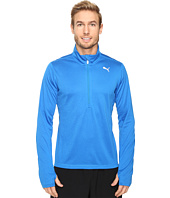 PUMA - PE Running Long Sleeve Half Zip Tee