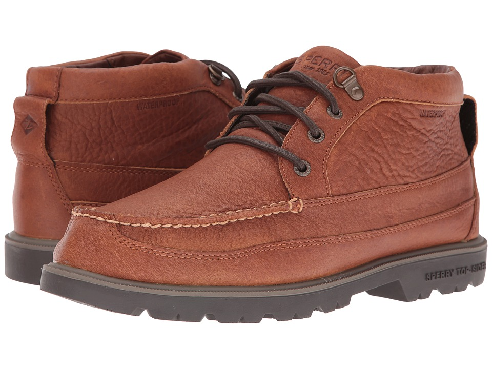Sperry Top-Sider - A/O Lug Boat Chukka Waterproof Boot (Tan) Men