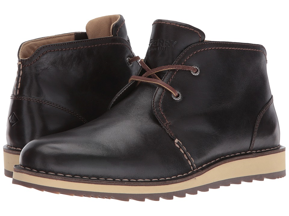 Sperry Top-Sider Dockyard Chukka (Dark Brown) Men
