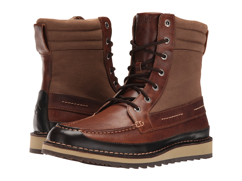 Sperry Top-Sider Dockyard Boot (Tan) Men