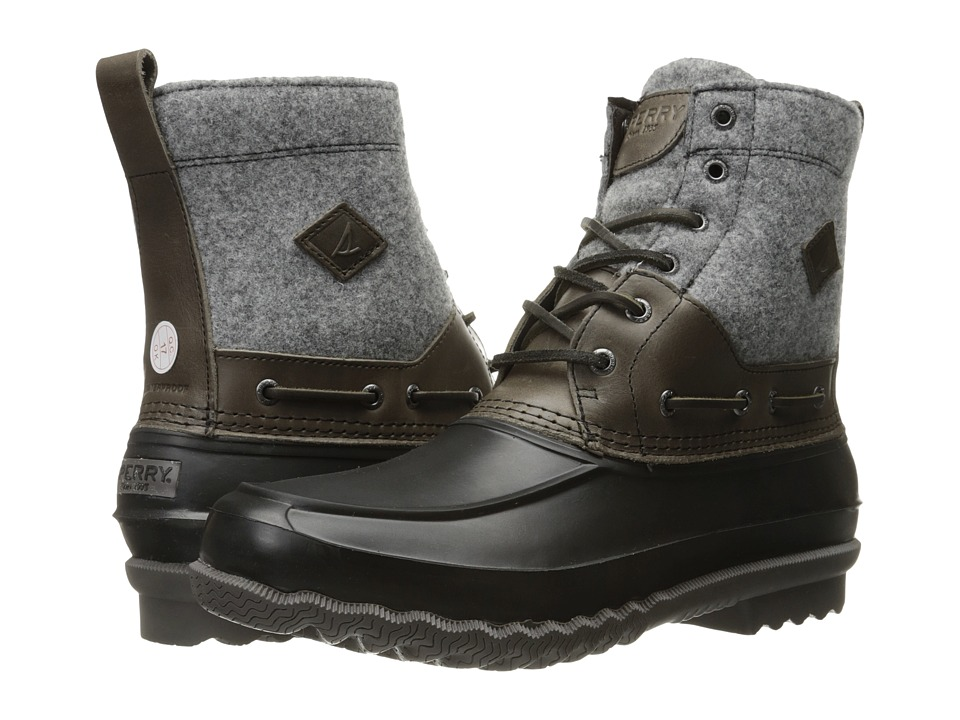 Sperry Top-Sider - Decoy Boot Wool (Grey) Men