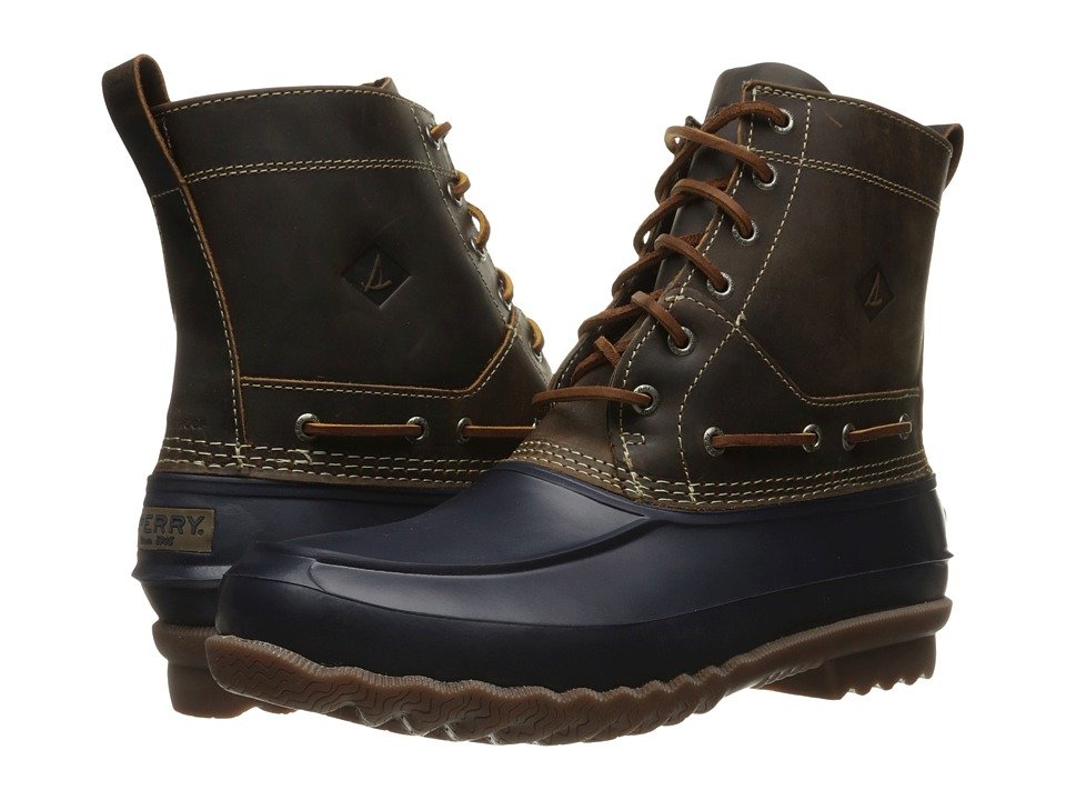 Sperry Top-Sider Decoy Boot (Navy) Men