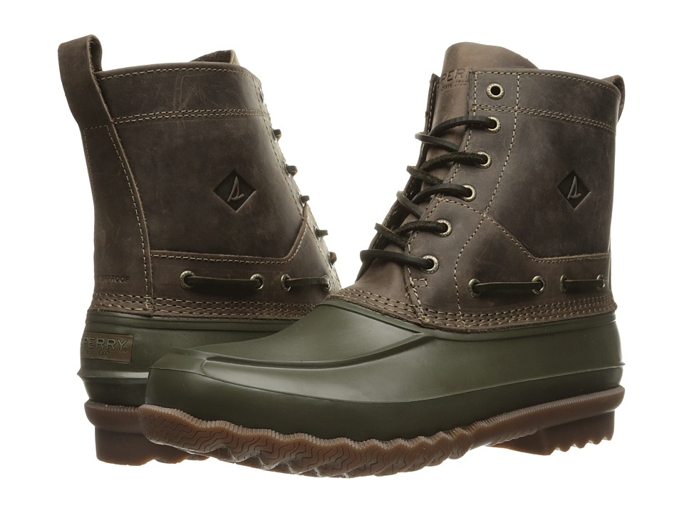 Sperry Top-Sider - Decoy Boot (Dark Green) Men
