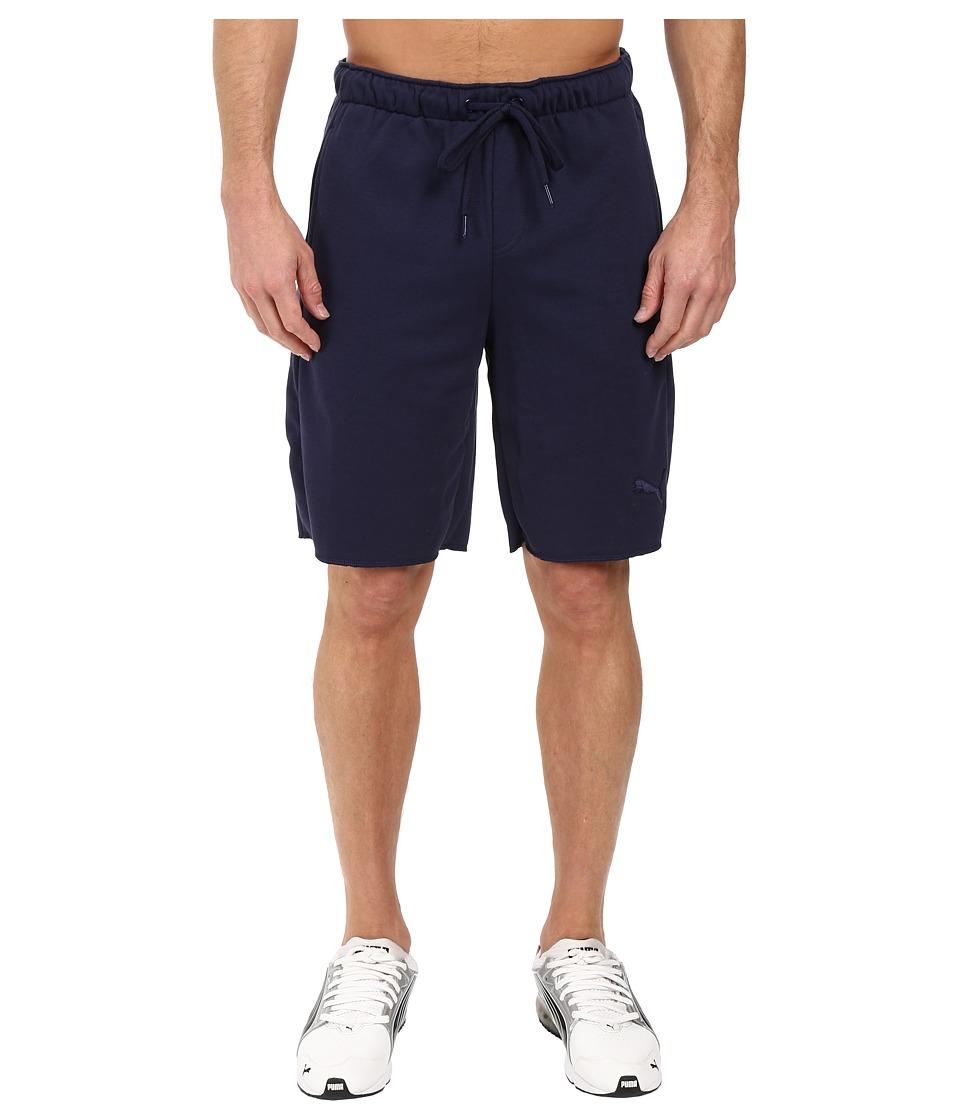 PUMA P48 Core 10 Shorts TR (Peacoat) Men