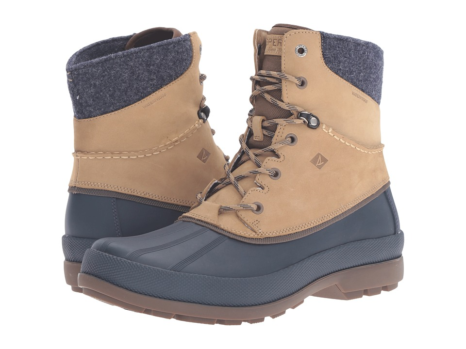 Sperry Top-Sider Cold Bay Sport Boot w/ Vibram Arctic Grip (Taupe) Men