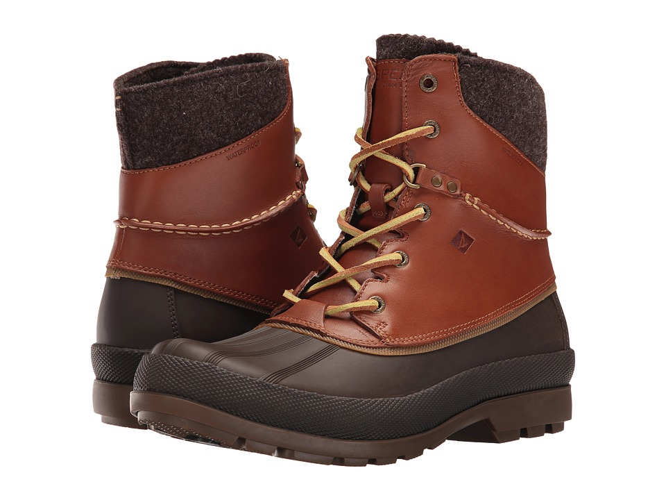Sperry Top-Sider Cold Bay Boot w/ Vibram Arctic Grip (Tan...